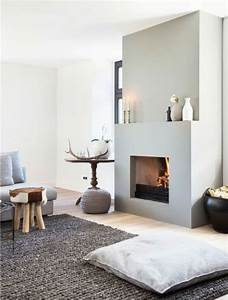 awesome salon gris scandinave photos amazing house With tapis oriental avec canapé d angle gris scandinave