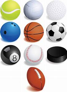 Best Sports Balls Clipart #20121 - Clipartion.com