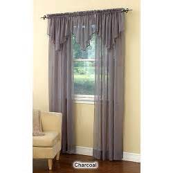 erica crushed voile window collection boscov s