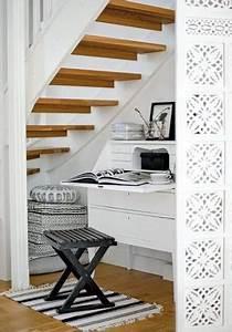 Amenager Sous Escalier : 10 astuces rangement sous escalier fut es et pratiques ~ Voncanada.com Idées de Décoration