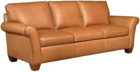 Stickley Mission Leather Sofa by Stickley San Francisco Somerville Mid Sofa