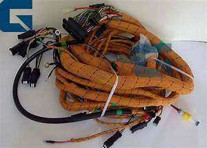 Cat E320d Excavator Accessories Chassis Wiring Harness 306