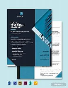 Brochure Word Template Free Free 13 One Page Brochure Designs In Ai Psd Indesign