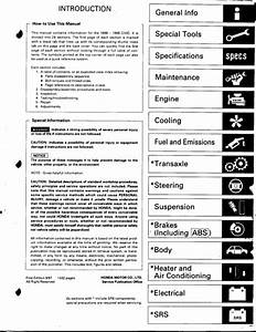 1 Honda Civic Factory Service Manual Us 1997