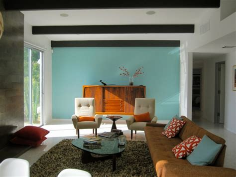21+ Retro Living Room Designs, Decorating Ideas Design