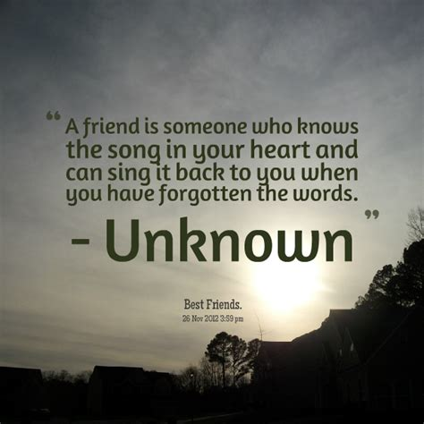 The Forgotten Friend Quotes
