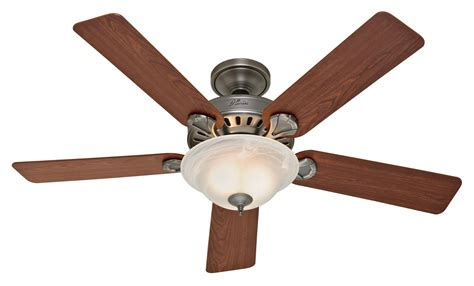 pictures of ceiling fans hunter insignia ceiling fan 28708 in antique pewter