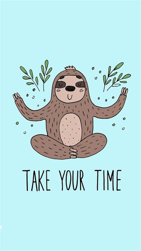 35 Trends For Kawaii Cute Cute Sloth Cartoon Sloth