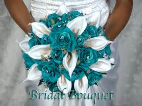 where to buy corsage and boutonniere trendy calla teal complete bridal bouquet package calla