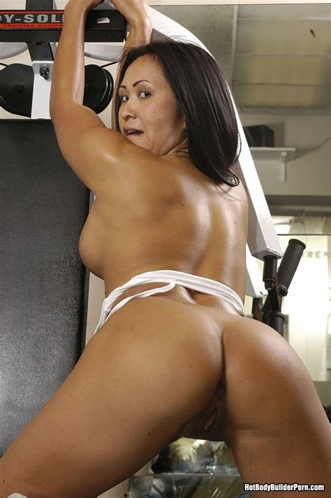 sexy asian babe fucked in the gym pichunter