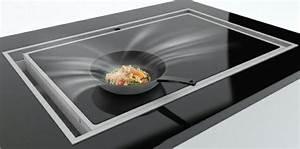 Hotte De Cuisine Design : une hotte pour cuisine beaucoup des id es ~ Premium-room.com Idées de Décoration