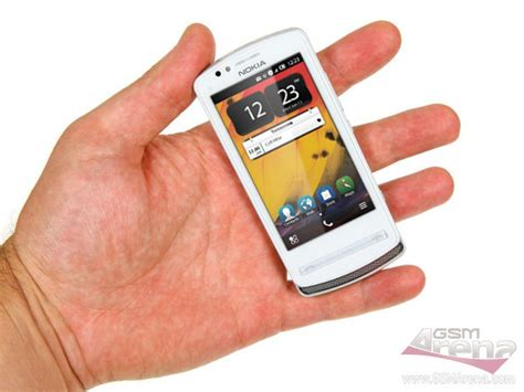 small smartphone eco friendly nokia 700 visits our office makes a bid for