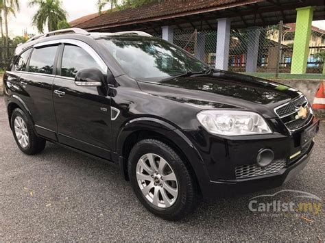 Chevrolet Captiva 2008 2.0 In Kuala Lumpur Automatic Suv
