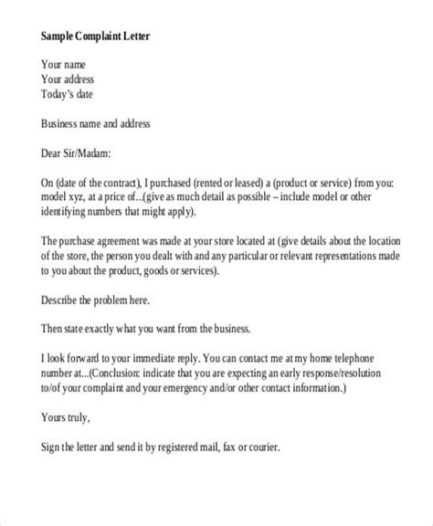 business letter response 28 images business letter