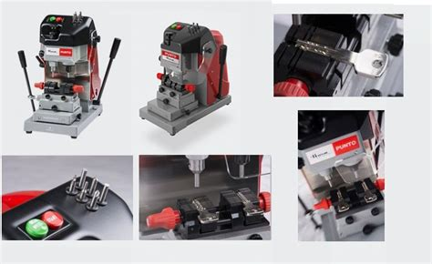Mechanical Key Cutting Machine To Duplicate Dimple Keys