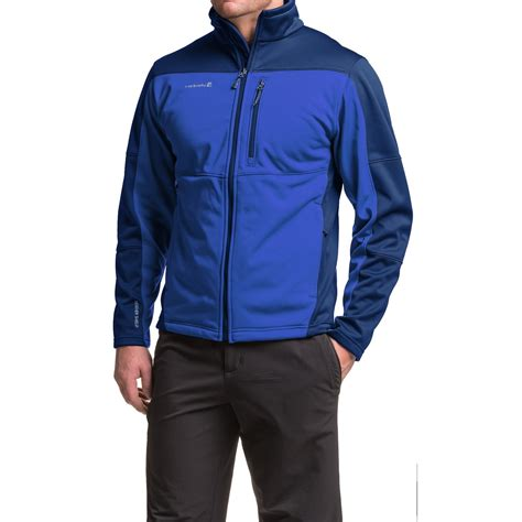 Area Rugs Blue by Avalanche Wear Leon Soft Shell Jacket For Men Save 70