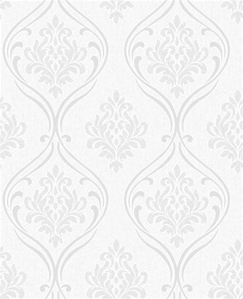 white wallpaper silver pattern gallery