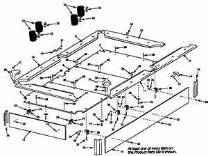 Sears Pool Table Tabletop Assembly Parts