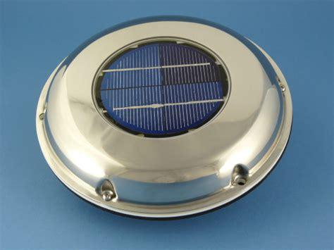 solar shed fan solar vent stainless steel caravan boat greenhouse