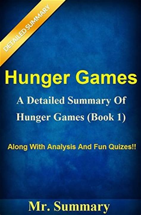 The Hunger Summary Book by Hunger Trilogy Ebook