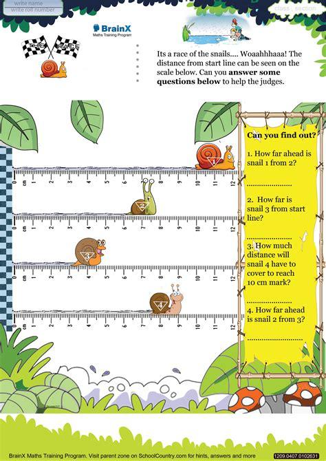 printable length math olympiad worksheets  kids