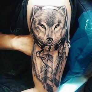 100 Dreamcatcher Tattoos For Men - Divine Design Ideas