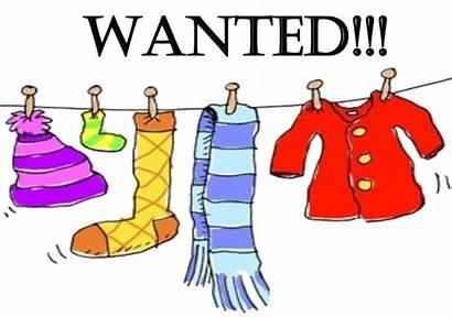 Clipart Winter Clothing Drive Coat Donation Transparent