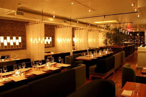 contemporary decor second floor restaurant interior design rayuela lower east side nyc new