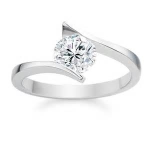 simple white gold engagement rings platinum engagement rings increasingly more well liked ipunya