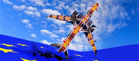 anvr geen enkele reden voor brexit waarschuwing bij vliegtickets travelpro