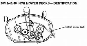 Do You Have A Diagram For Installing Deck Belt On Lt133