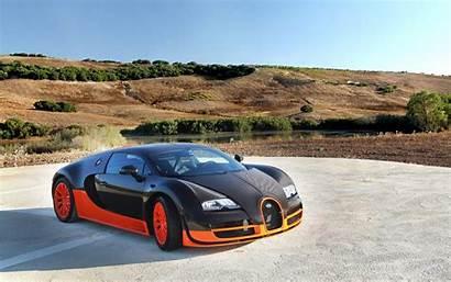 Bugatti Veyron Sport Super Wallpapers Supersport Cars