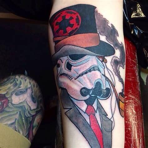 Stormtrooper Helmet Tattoo black ink stormtrooper tattoo  forearm 640 x 640 · jpeg