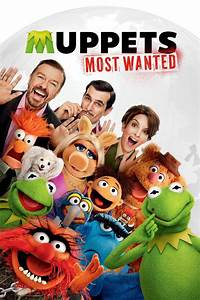 muppets most wanted disney list