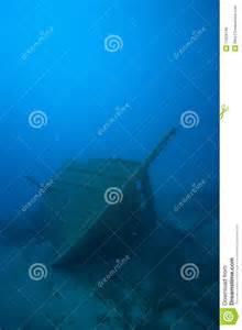 Ancient Shipwreck Underwater
