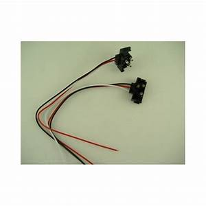 2  Wire Plugs For Truck Trailer Led Brake Stop Turn Tail Lights