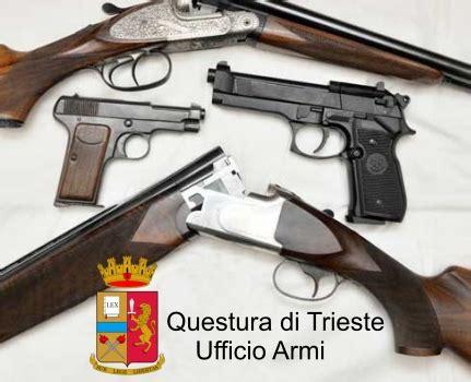 Questura Di Salerno Ufficio Porto D Armi - polizia di stato questure sul web trieste