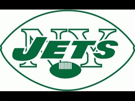 New York Jets Logo History - YouTube