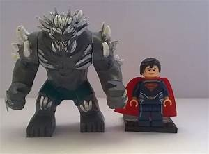 Doomsday Custom Lego Figure By Bender18 On DeviantArt