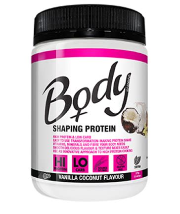 what does bsc stand for body science bsc body shaping protein for women review