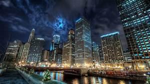 Herunterladen 1920x1080 Full Hd Hintergrundbilder Chicago