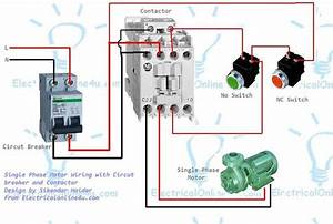 Heat Pump Contactor Wiring Diagram