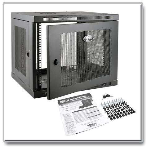 installing cabinets in kitchen tripp lite 9u wall mount rack enclosure server 4732