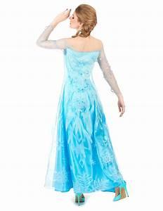 Frozen Elsa Kostm Fr Erwachsene
