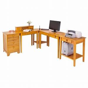 Amazon com: Winsome Studio Home Office Furniture Set