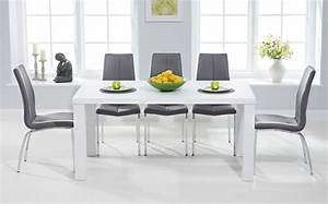 High Gloss Dining Table Sets Great Furniture Trading