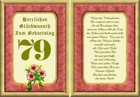 Besinnliches Zum 80 Geburtstag : lustige geburtstag w nsche 79 jahre kostenlos ausdrucken ~ Frokenaadalensverden.com Haus und Dekorationen