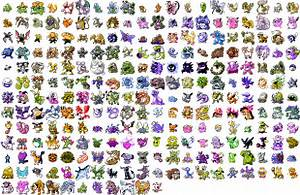 pokemon soul silver pokedex list