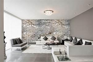 Wohnzimmer Bilder Modern : modern tapeten wohnzimmer ~ Michelbontemps.com Haus und Dekorationen