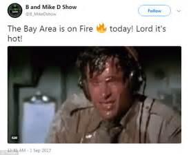 Residents San Francisco Heat Wave Create Hilarious Memes